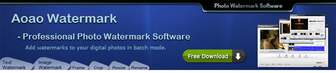 download watermark software