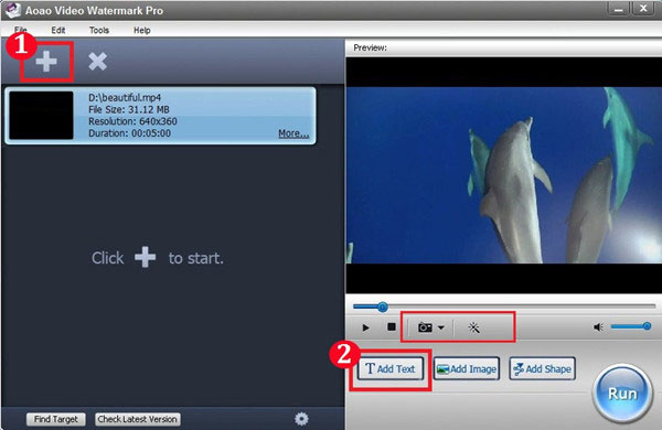 Add Your Home Video File