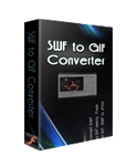 SWF to GIF Converter Support